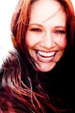 Fotograf E.Schmidova, Farbfoto des Gesichts